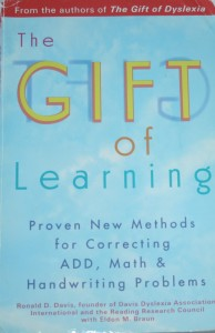 The Gift of Learning Ron Davis